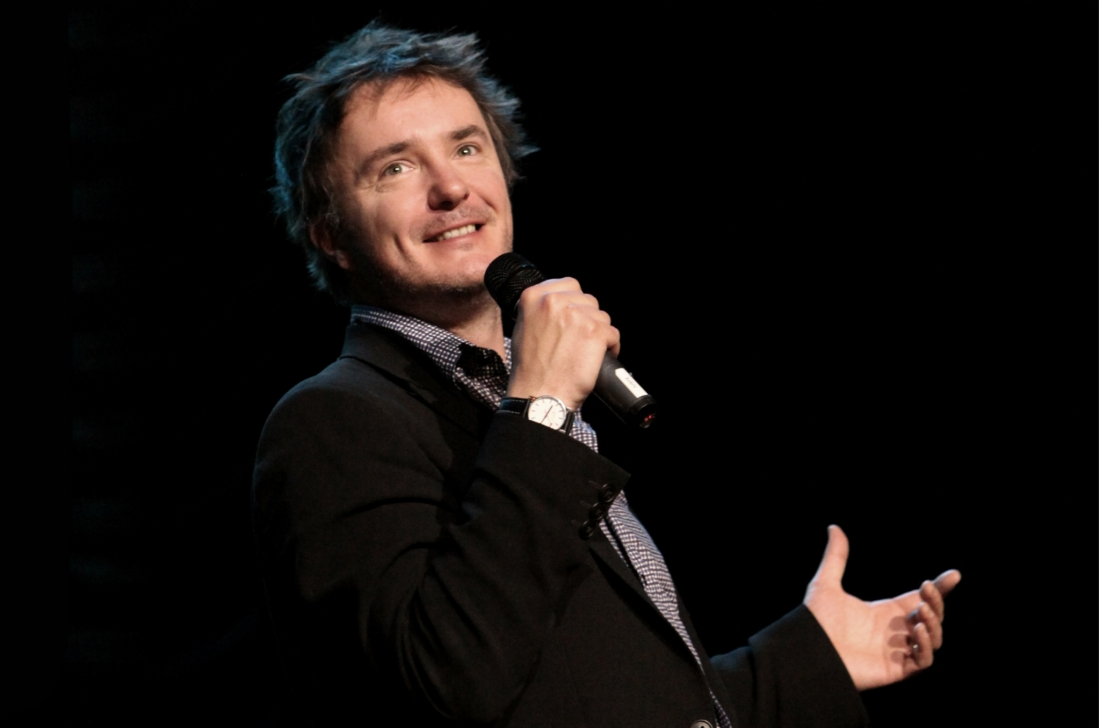 Dylan Moran - Off the Hook (2015)